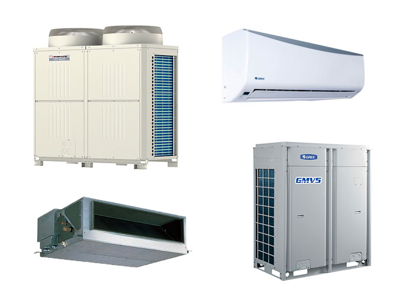 Multi-zone Air-conditioners TT-Group Одесса